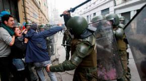 El saldo de tres meses de represión policial en Chile: más de 2.000 heridos de bala y 158 querellas por violencia sexual