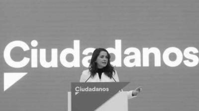 Inés Arrimadas y Francisco Igea se miran de reojo antes de oficializar sus candidaturas y desvelar sus equipos