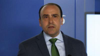 El secretario general del PP de Catalunya, Daniel Serrano.ACN