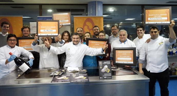 """El Trasgu de Torrelodones ganador del IV Concurso """"La Mejor Fabada de Madrid"""""""