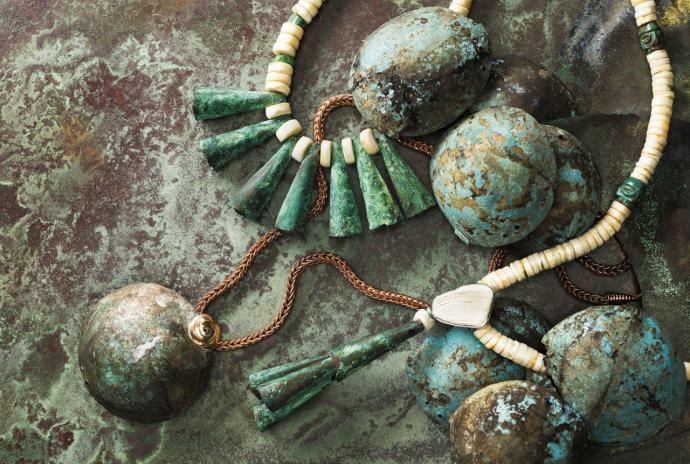Esther Ventura, diseñadora de joyas peruanas espectaculares, inspiradas en artes precolombinas, coloniales, populares y actuales