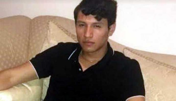 Francisco Erwin Galicia estuvo detenido tres semanas por la Patrulla Fronteriza de Estados Unidos y posteriormente fue transferido a un centro de detención del ICE.