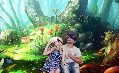 La última tendencia en celebraciones: experiencias de Realidad Virtual
