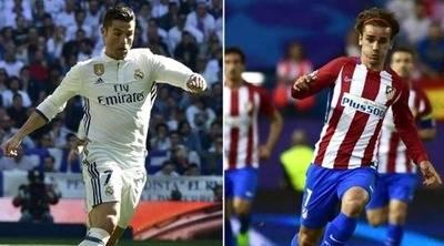 Los recorridos diferentes de Madrid y Atlético