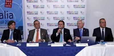 Ecuador quiere ser la sede de Termatalia en 2020