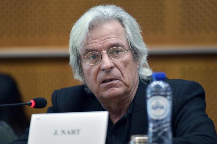 El eurodiputado de Cs Javier Nart ha dimitido de la Ejecutiva nacional del partido