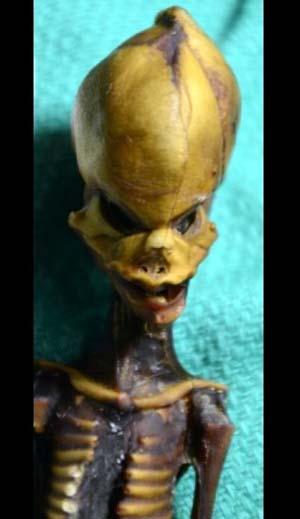 El 'Alien de Atacama' en realidad era un bebe con raras mutaciones