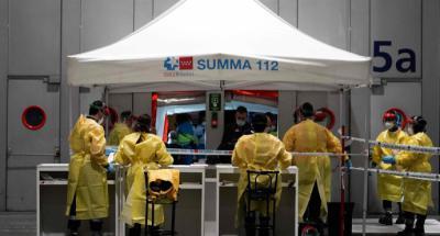 """España vive su día más mortífero por coronavirus pero confía estar cerca del """"pico"""" de contagios"""