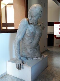 """""""Escultura"""" una magna exposición, nunca vista de 77 artistas españoles y extranjeros"""