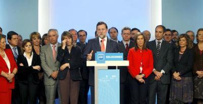 """No es una trama del PP, es una trama CONTRA el PP"""", afirmó Rajoy en 2009"""