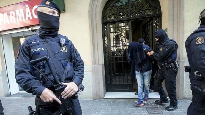 Detenidos dos presuntos yihadistas en Madrid vinculados con ISIS