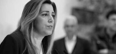 El PSOE escribe el epitafio de Susana Díaz