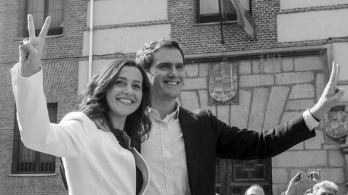 Arrimadas, la 'heroína' de Ciudadanos en Catalunya, ante su misión más difícil: resucitar el partido tras el adiós de Rivera