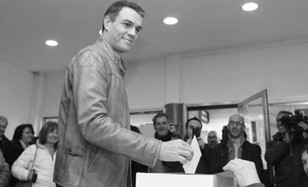 Las bases del PSOE respaldan el acuerdo con Unidas Podemos con un apoyo del 92% y una participación del 63%