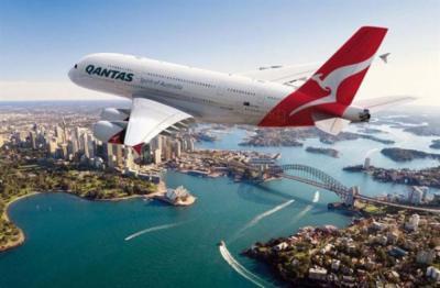 Qantas exigirá estar vacunado del coronavirus por poder volar