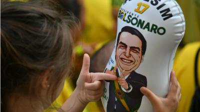 Facebook cierra 68 páginas y 43 cuentas ligadas a supuesto grupo pro-Bolsonaro