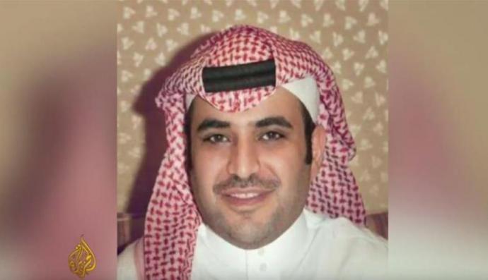 Saud al-Qahtani, un importante asesor del príncipe heredero de la corona de Arabia Saudita Mohammed bin Salman.