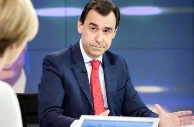 . El coordinador general del PP, Fernando Martínez-Maillo