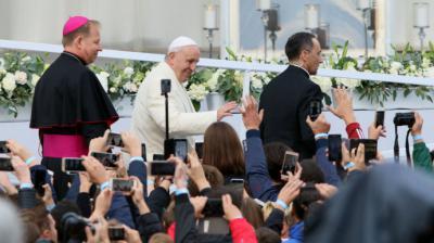 Un Acuerdo entre el Vaticano y China pone fin a 67 años de desencuentros
