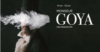 """""""Monsieur Goya. Una indagación"""", obra teatral en el Teatro Fernán Gómez"""