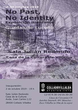 No Past - No Identity Guadalupe Luceño - Exposición itinerante