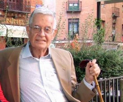 Germán Ubillos en una imagen de archivo