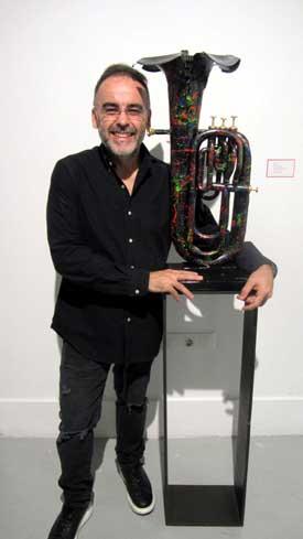 Mario Villarroel Sierraalta : Exposición ' THE SECOND LIFE'
