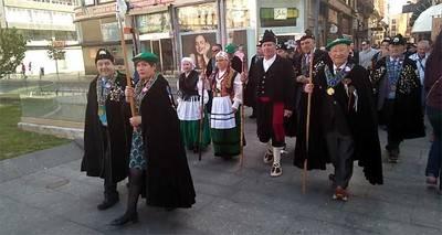 La Cofradía del Queso de Cantabria celebró su XXXIII Capítulo en Santander