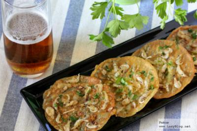 La historia de las Tortillas de Camarones