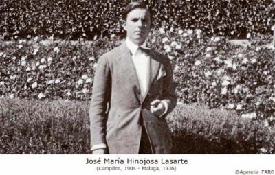 José María Hinojosa, poeta surrealista. 85 aniversario de su muerte por milicianos anarquistas y socialistas en 1936