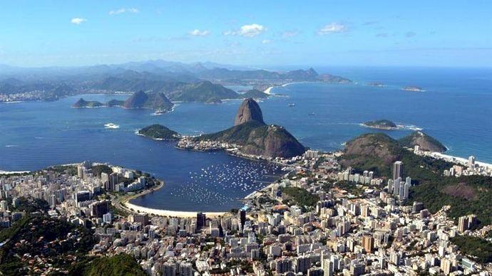 Río de Janeiro...