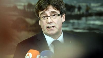 Puigdemont insta a Madrid a permitir su investidura con normalidad