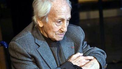 Noah Klieger, israelí de 92 años, superviviente del holocausto