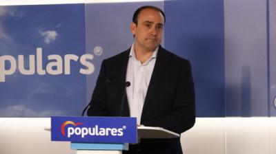 Daniel Serrano, en una imagen de julio de 2019.ACN
