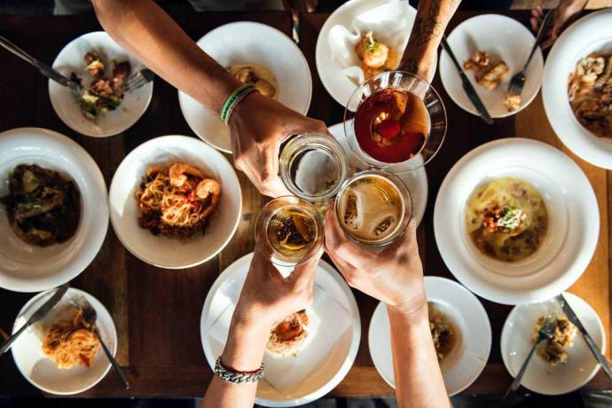 Si quieres impresionar a tus invitados, cuenta con Duetto Catering