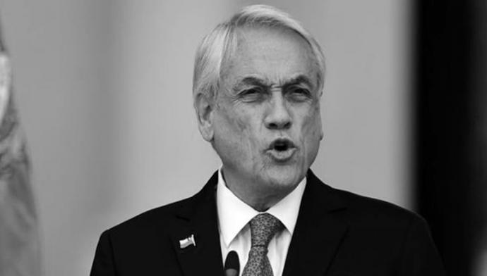 Sebastián Piñera. presidente de Chile