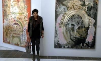 Crítica de varios autores sobre la estética de Arsenia Tenorio