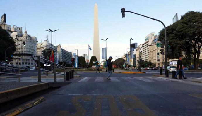 Huelga contra la política económica de Macri paraliza Argentina