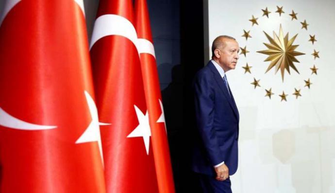 Erdoganm ha sido reelegido con mayoría absoluta