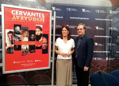Temporada 19-20 del Teatro Cervantes en Málaga