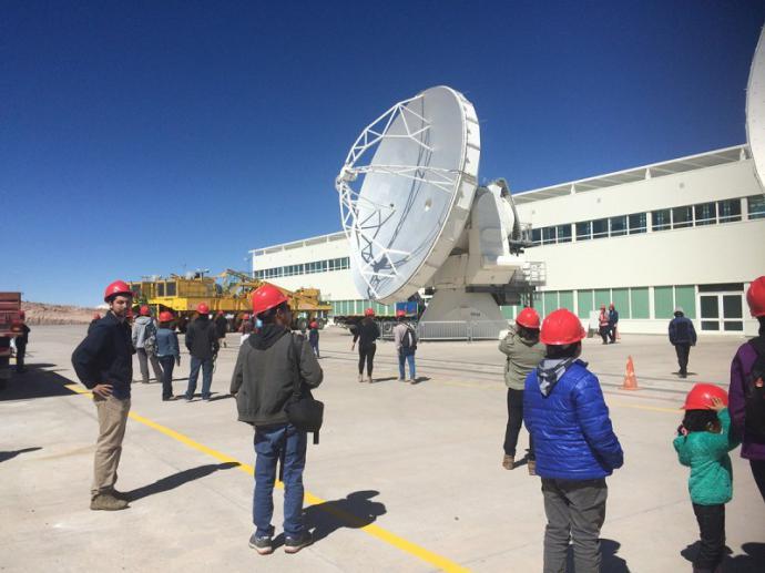 ALMA, el mayor observatorio astronómico del mundo