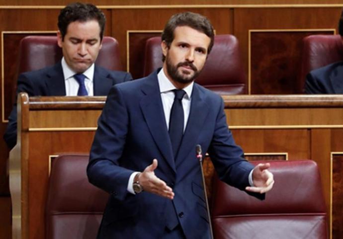 El PP apoya finalmente el decreto de nueva normalidad y se abre a pactar la reconstrucción entre críticas al Gobierno
