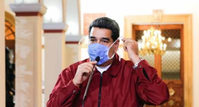 Las insólitas recetas caseras que Maduro recomienda contra la pandemia de coronavirus