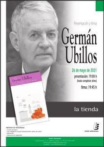 Presentación y firma de «La tienda» de Germán Ubillos