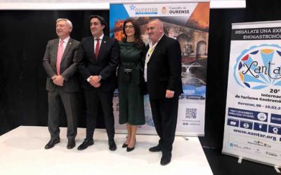 Ourense comienza la promoción de la feria gastronómica Xantar
