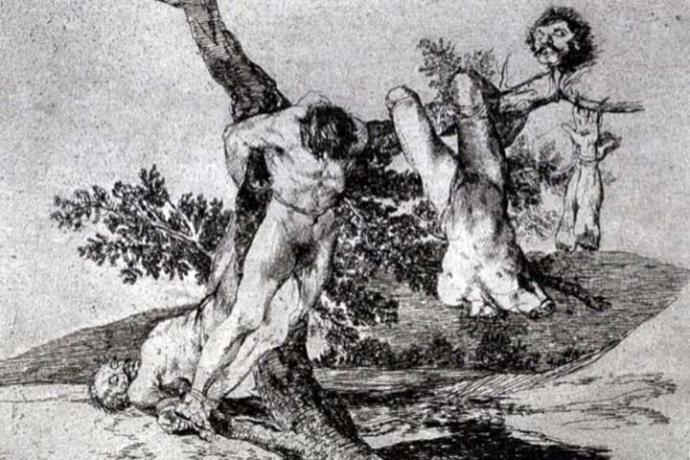 Los Dibujos de Goya en El Prado