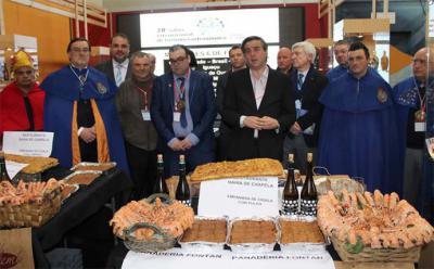 Xantar volverá a acoger el Encuentro Internacional de Cofradías Gastronómicas
