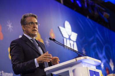Willie Walsh, nuevo director general de IATA, tras dimitir De Juniac