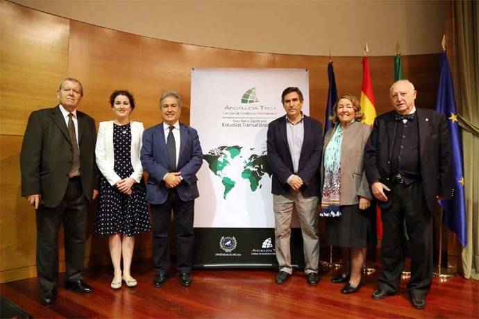 El Aula María Zambrano de Estudios Transatlánticos celebra su V Tribuna en torno a las relaciones entre España e Irlanda