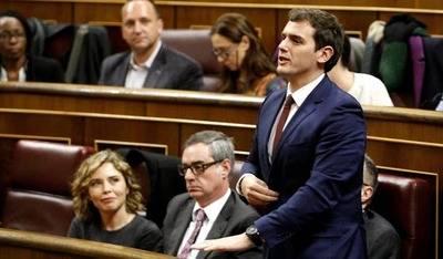 Ciudadanos pide elecciones ya en Catalunya porque 'no se fía de que el Gobierno pueda meter la pata'